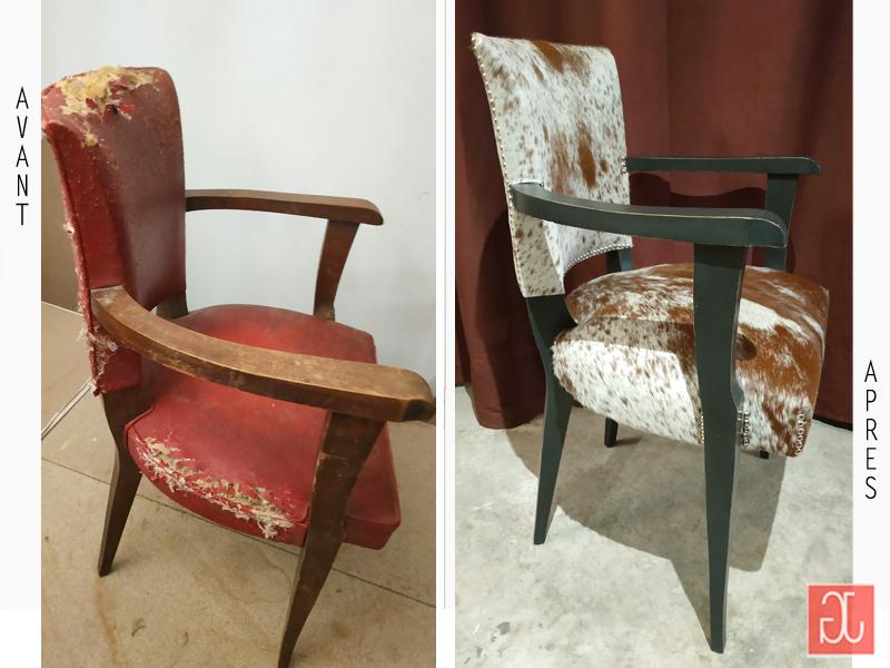 Création Aurélie Legrand tapissière