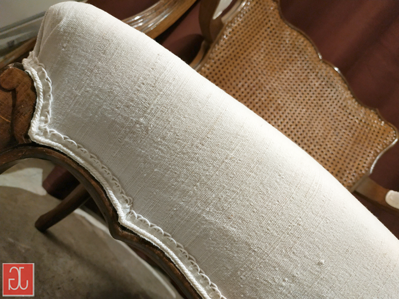 Réfection Aurélie Legrand tapissière
